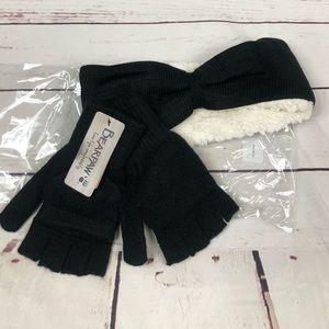 Beapaw Headband and gloves